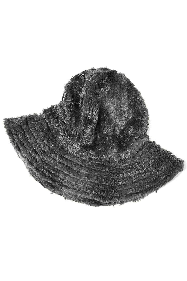 DOME HAT-FUR