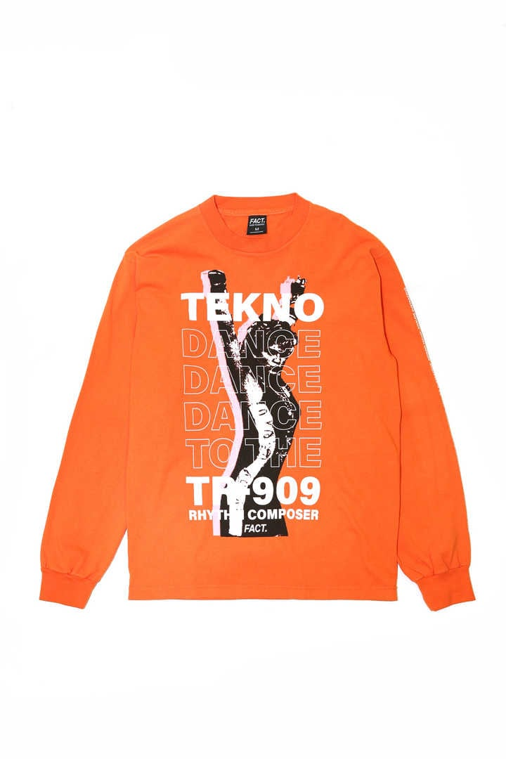 TEKNO L/S TEE