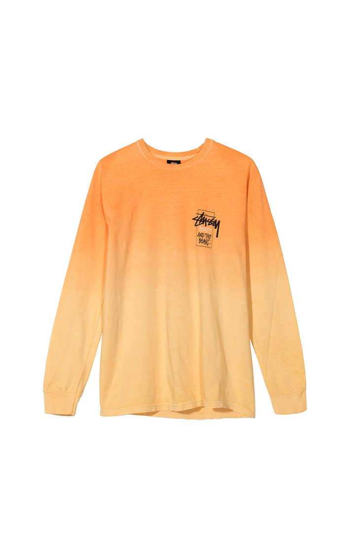 OFFERING DIP DYED LS TEE