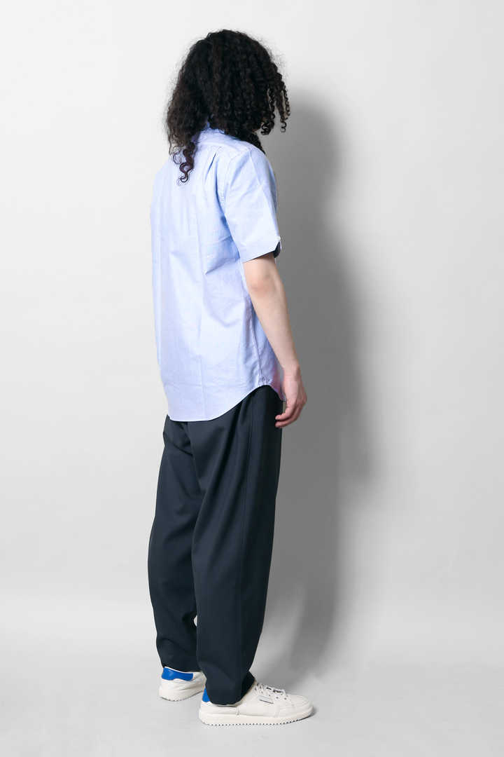 STRAIGHT FIT BD S/S OX