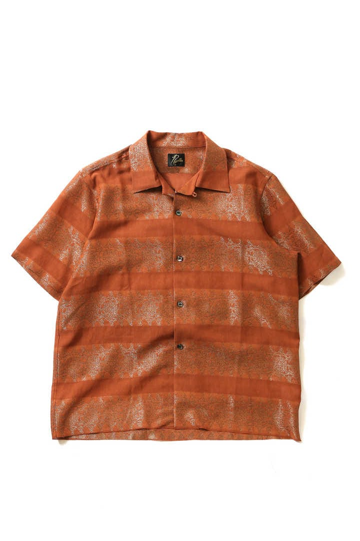 CUTOFF BOTTOM S/S ONEUP SHIRT