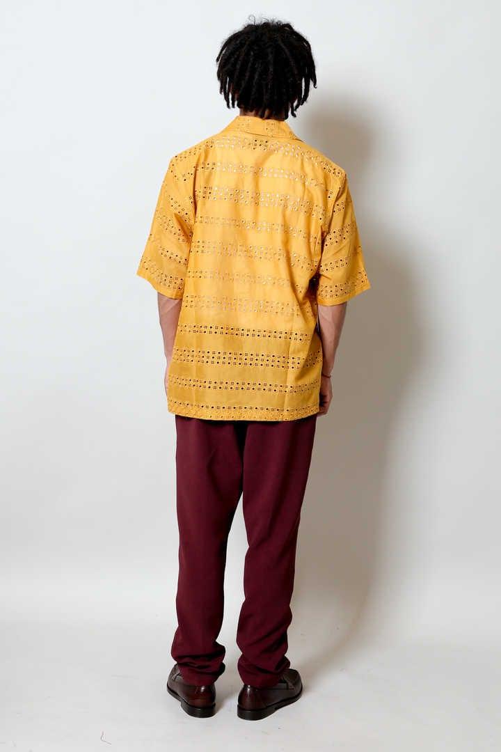 CABANA SHIRT COTTON CLOTH