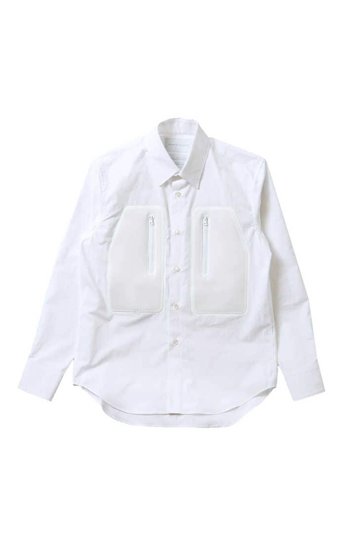 WATER RESISTANT POCKETS SHIRT-L/S