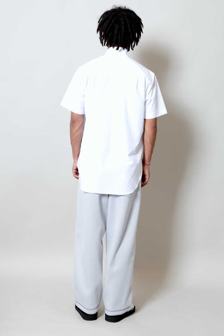 WATER RESISTANT POCKETS SHIRT-S/S