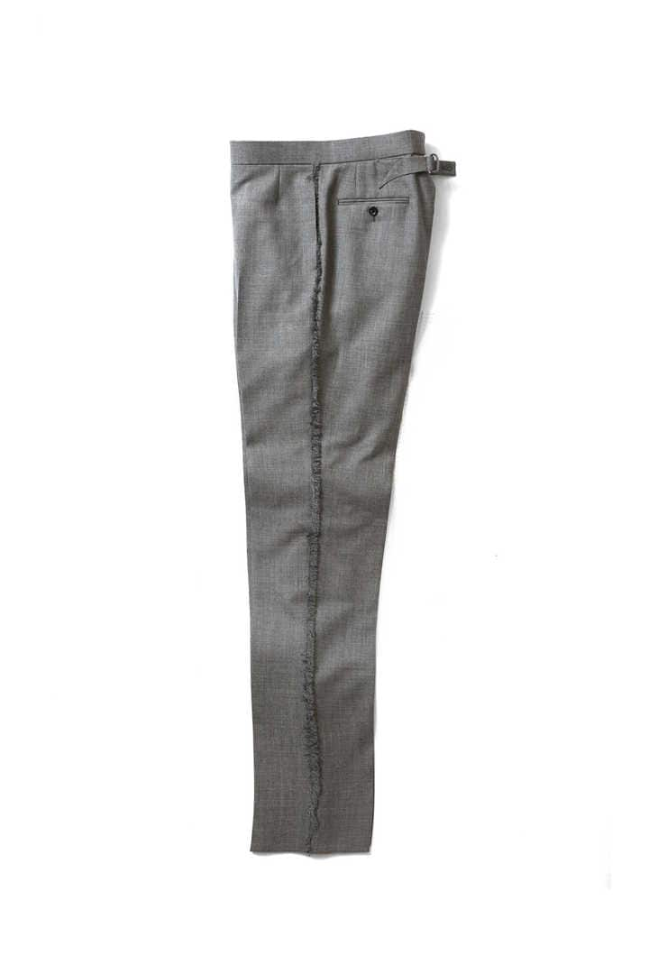 CLASSIC BS TROUSER W/ FRAYED