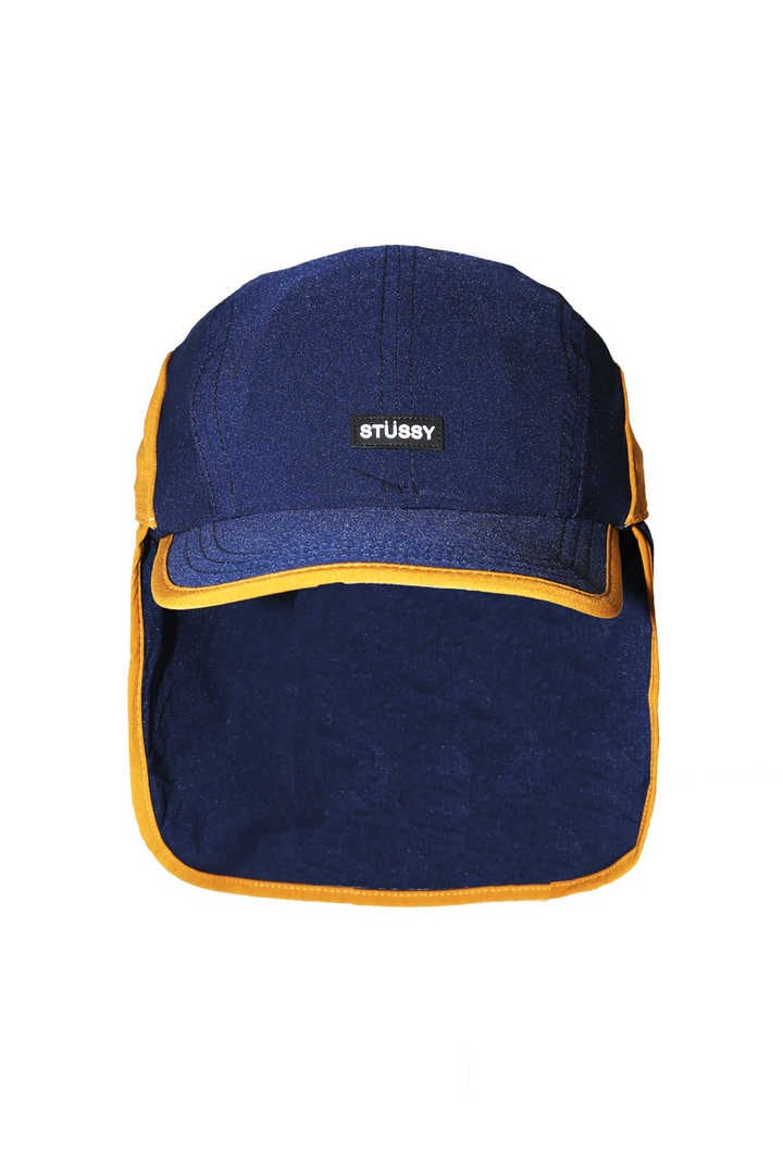 TWO TONE BUNGEE CAMP CAP