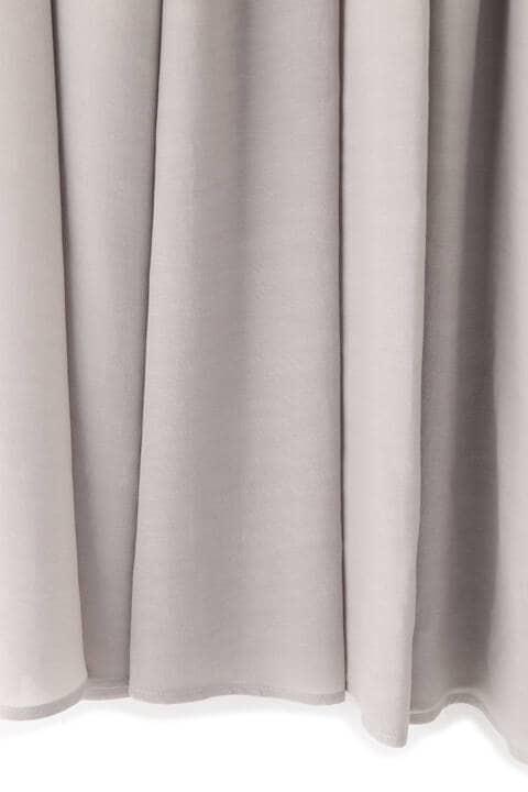 【先行予約 6月下旬-7月上旬入荷予定】キュプラコットンハイツイストボイルスカート