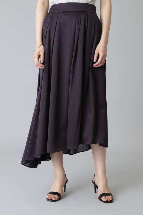 《Ele NB》イレギュラーヘムスカート