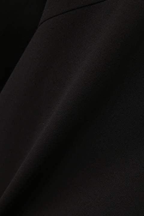 《Ele NB》ロマネポンチノーカラーコクーンジャケット