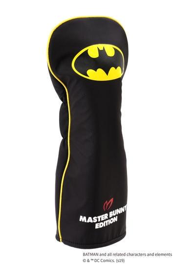 BATMAN ドライバー用 ヘッドカバー <MASTER BUNNY EDITION & BATMAN> (460CC対応)(UNISEX)