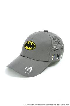 BATMAN パンチング キャップ <MASTER BUNNY EDITION & BATMAN> (UNISEX)