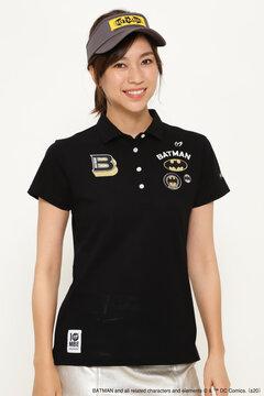 アイスコットン カノコ  半袖 ポロシャツ <MASTER BUNNY EDITION & BATMAN / 茅島 みずき 着用モデル>