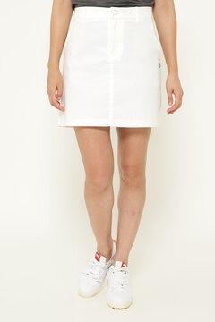 タテストレッチ スカート