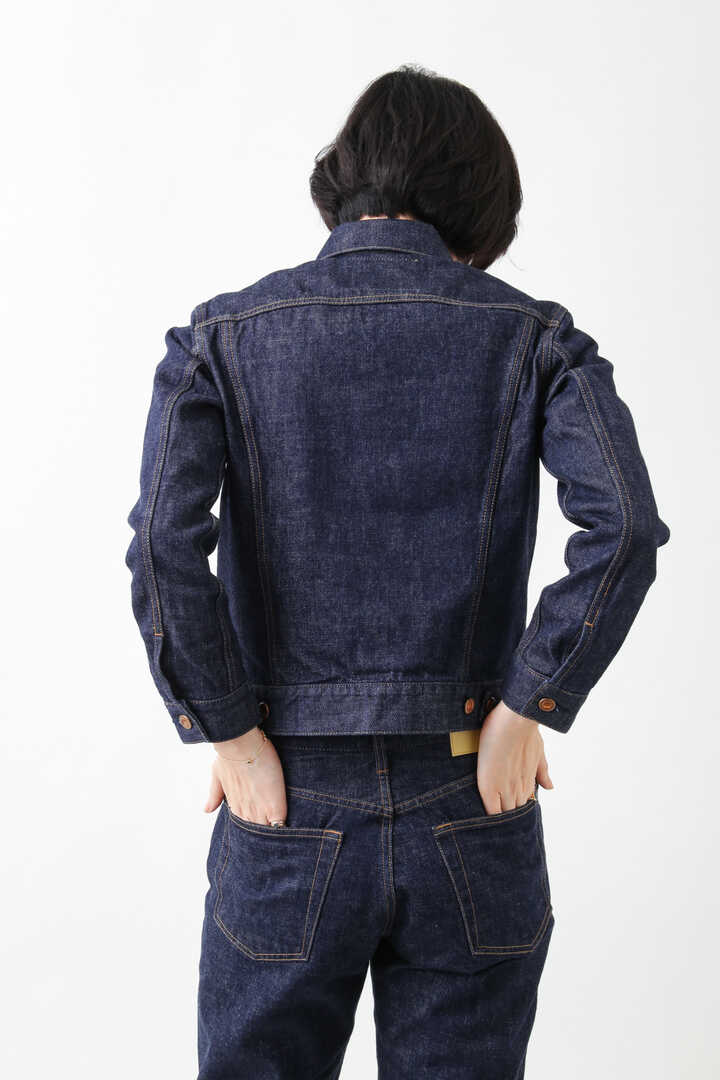 SEVEN BY SEVEN / 3RD TYPE DENIM JACKET for weeksdays3