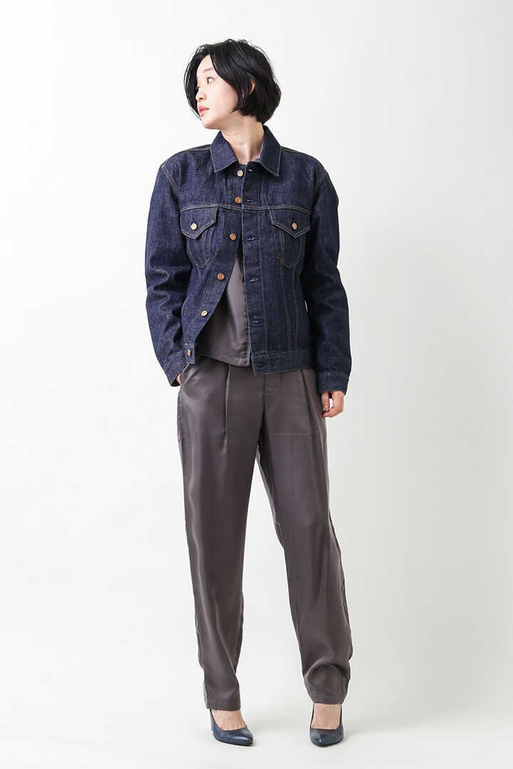 SEVEN BY SEVEN / 3RD TYPE DENIM JACKET for weeksdays8
