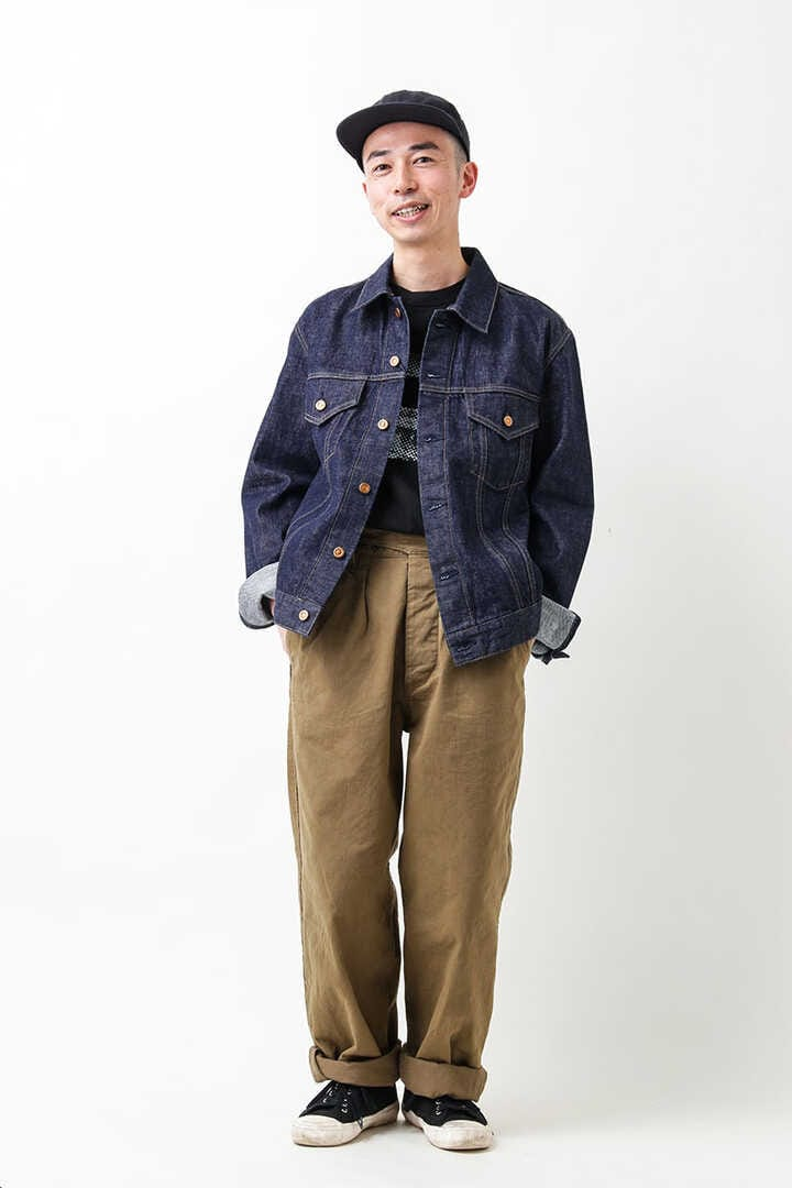 SEVEN BY SEVEN / 3RD TYPE DENIM JACKET for weeksdays9