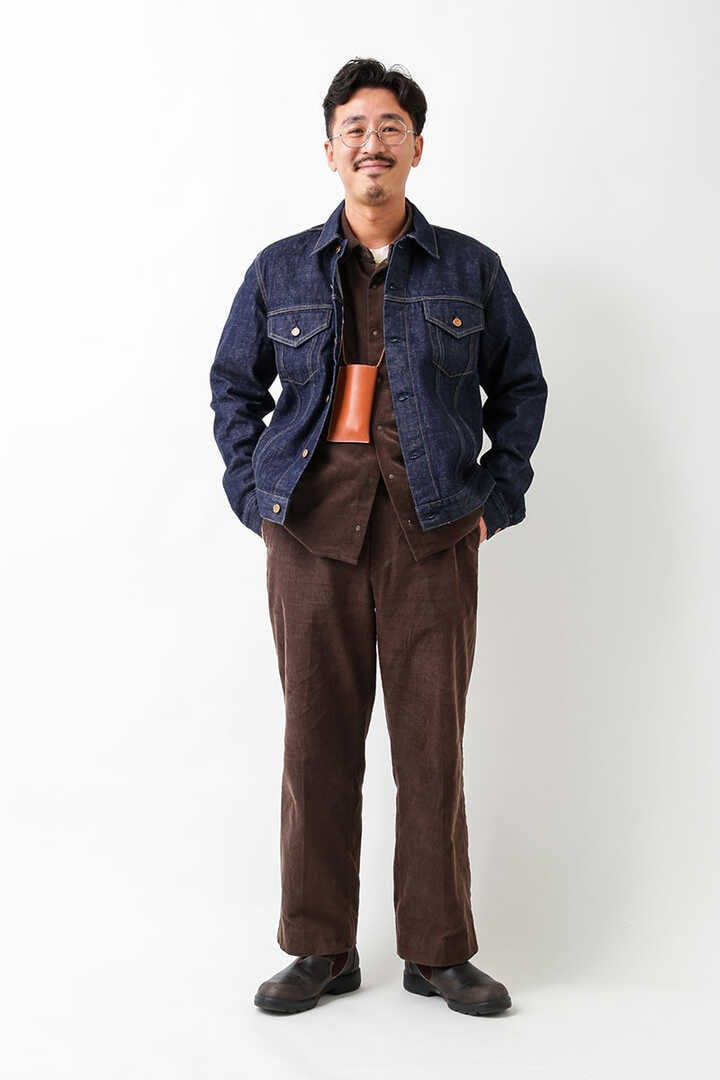 SEVEN BY SEVEN / 3RD TYPE DENIM JACKET for weeksdays11
