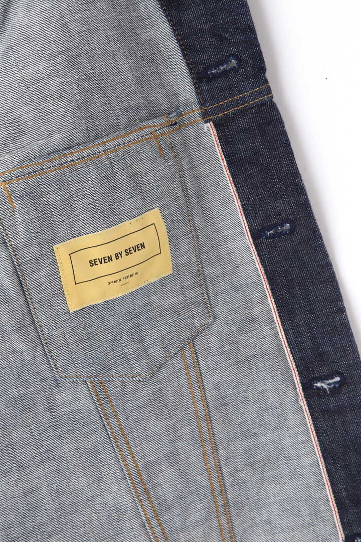 SEVEN BY SEVEN / 3RD TYPE DENIM JACKET for weeksdays18