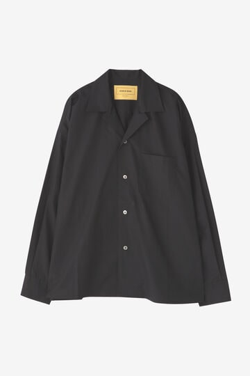 SEVEN BY SEVEN / OPEN COLLAR SHIRTS L/S(BROAD)_010