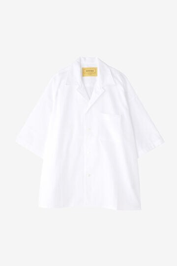 SEVEN BY SEVEN / OPEN COLLAR SHIRTS S/S(BROAD)_030