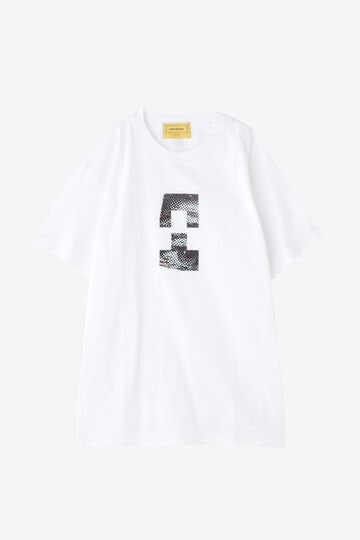 SEVEN BY SEVEN / PRINT ON EMB T S/S(MONA LISA)_030
