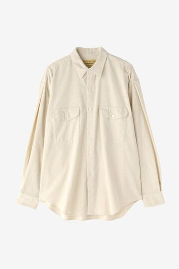 SEVEN BY SEVEN / CORDUROY TUCK SHIRTS(ONE WASH)_030