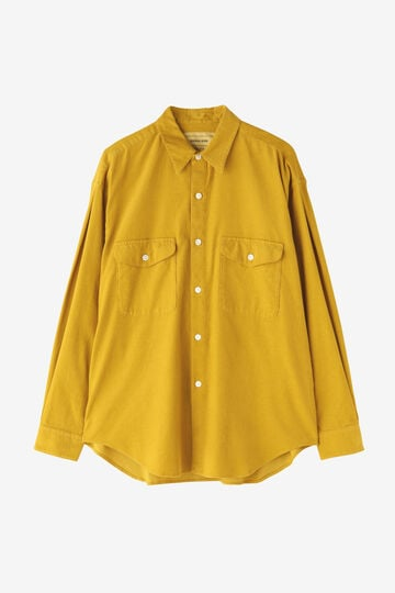 SEVEN BY SEVEN / CORDUROY TUCK SHIRTS(ONE WASH)_060