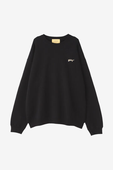 SEVEN BY SEVEN / PULLOVER SWEAT Collaborated by Shimoda Masakatsu_010