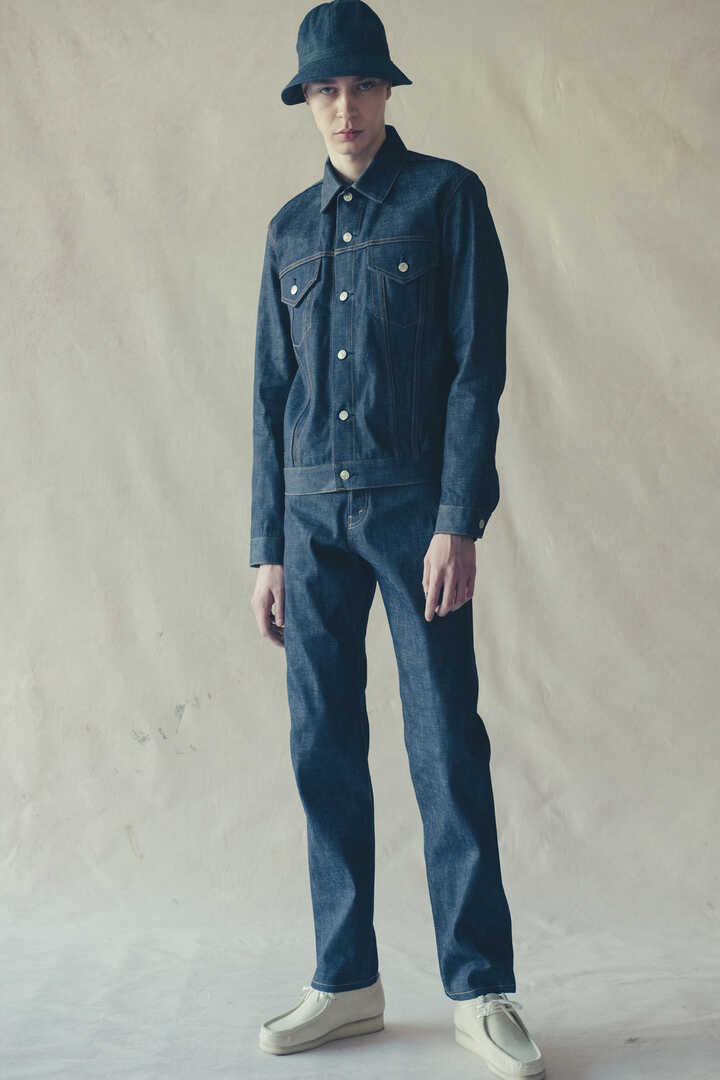SEVEN BY SEVEN / 3rd TYPE DENIM JACKET(RIGID)3