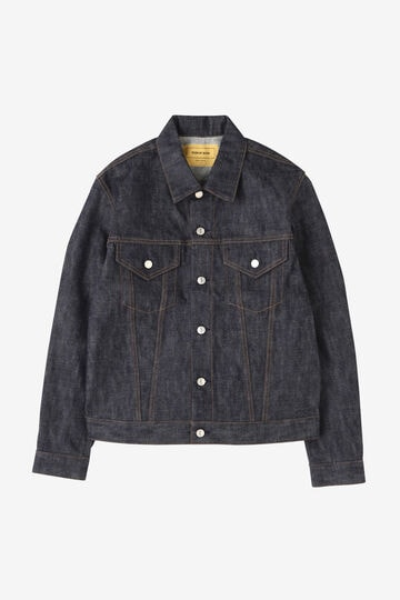 SEVEN BY SEVEN / 3rd TYPE DENIM JACKET(RIGID)_110