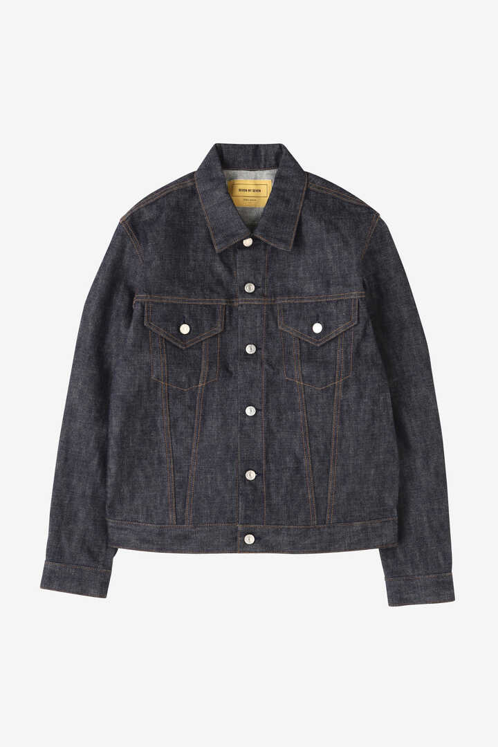 SEVEN BY SEVEN / 3rd TYPE DENIM JACKET(RIGID)1