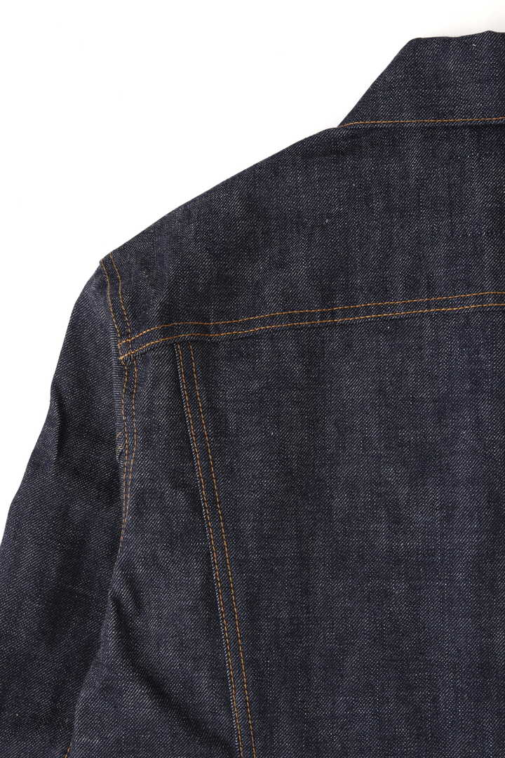 SEVEN BY SEVEN / 3rd TYPE DENIM JACKET(RIGID)10
