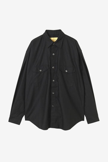 SEVEN BY SEVEN / CASUAL TUCK SHIRTS(SATIN  BACK CREPE)_010