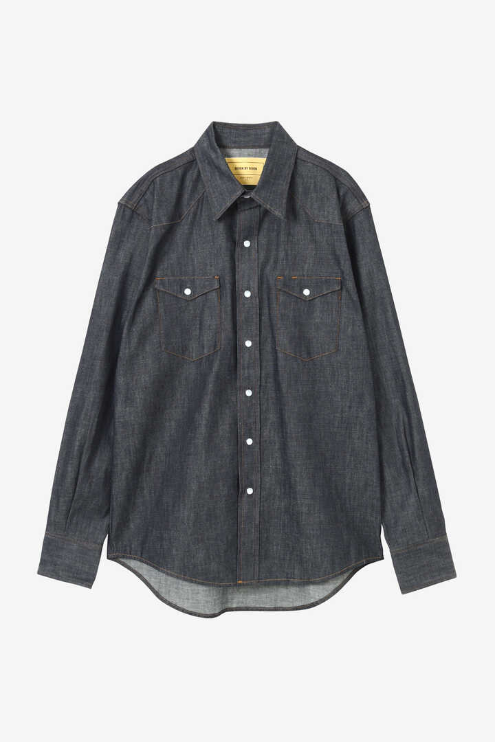 SEVEN BY SEVEN MEN / WESTERN SHIRTS(Rigid)1