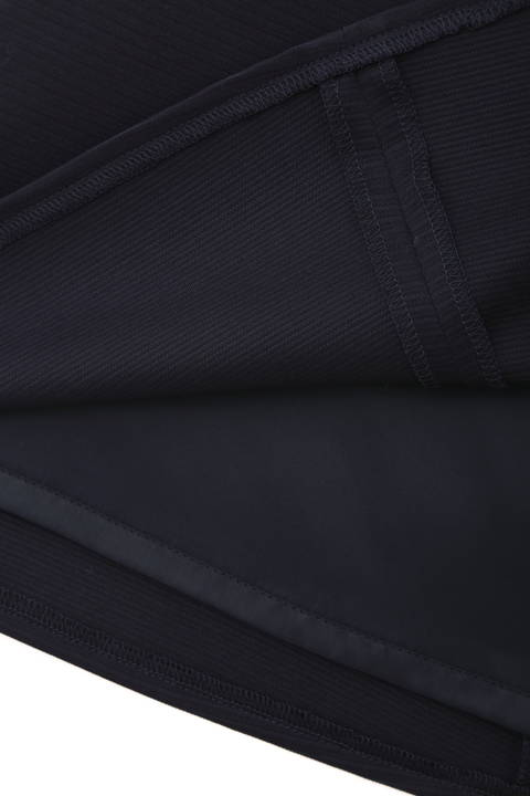 横うねポンチマーメイドスカート