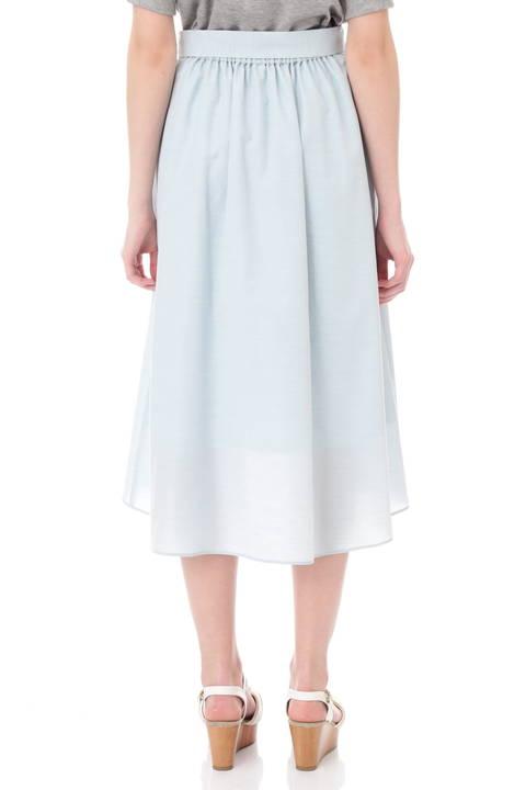 [WEB限定商品]スウェイングシャンブレースカート