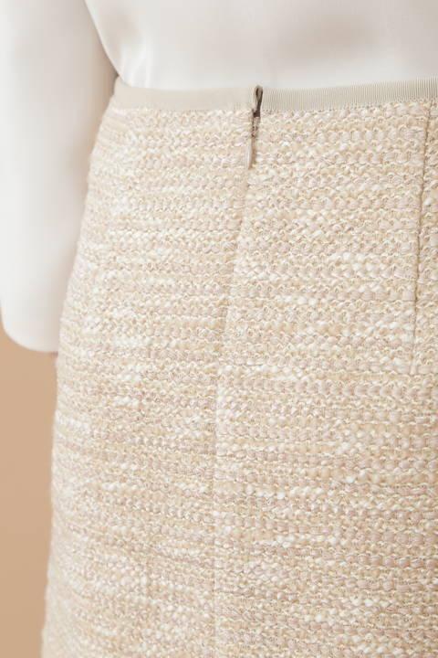 カラミリリヤーンツイードスカート《Ravishing Collection》