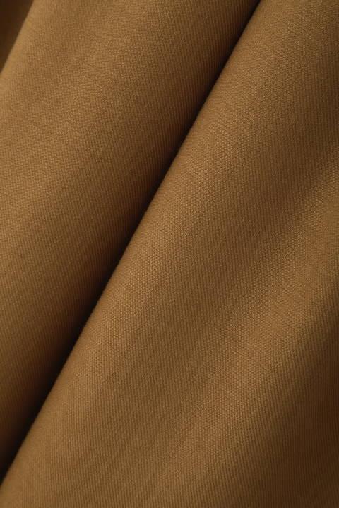 ウール混合繊タックスカート