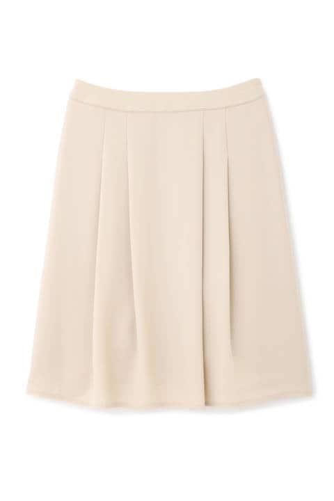Aラインタックサキソニースカート