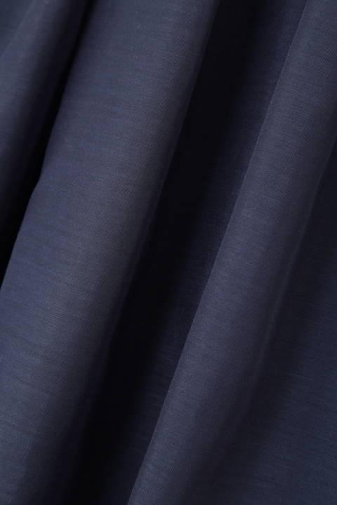 スパンボイルカラーロングスカート