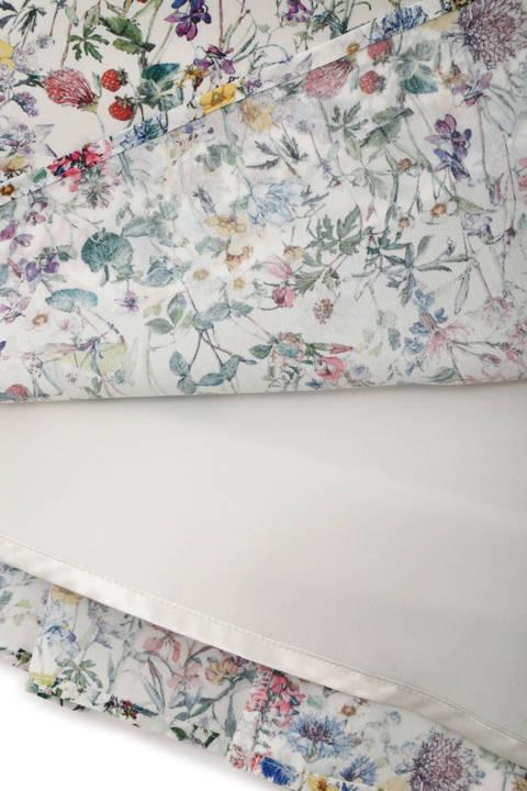 リバティWild Flowerフレアスカート
