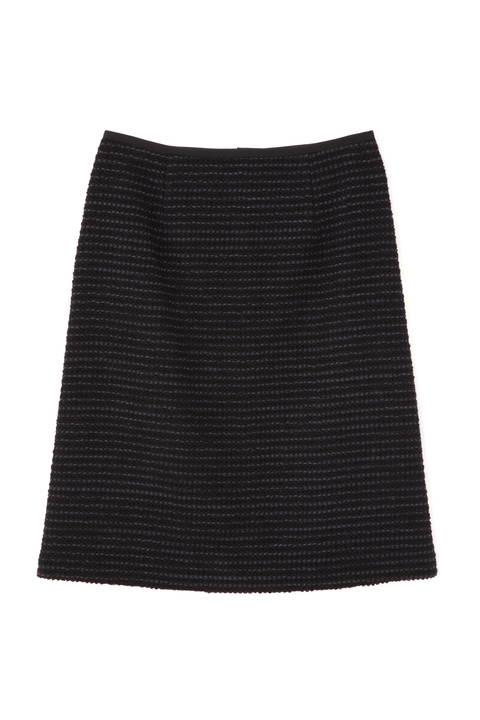 【先行予約 11月上旬入荷予定】カラミリリヤーンツイードスカート《Ravishing Collection》