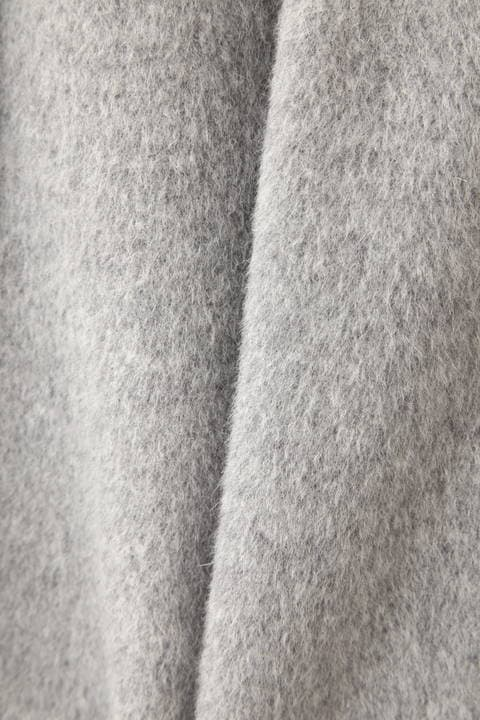 アンゴラビーバーPコート