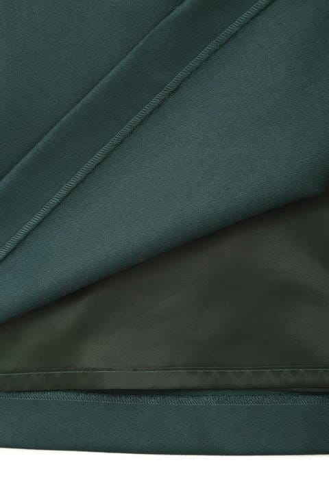 【STORY 12月号掲載】Wサテンストレッチスカート