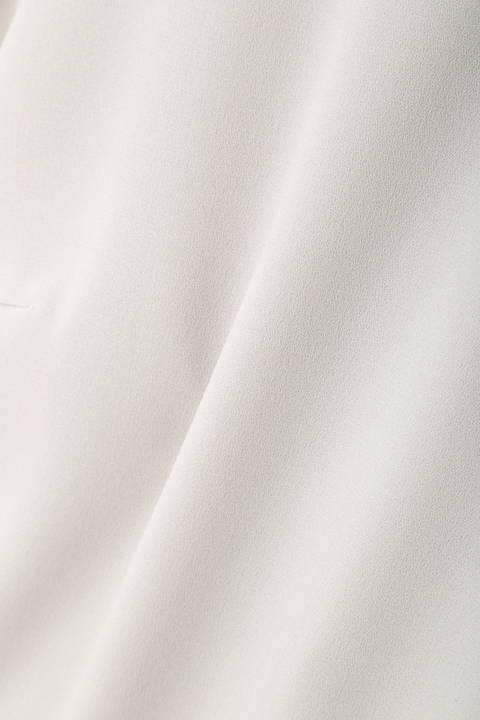 【ドラマ 有村架純さん着用】[ウォッシャブル]エスパンディフレアスリーブワンピース