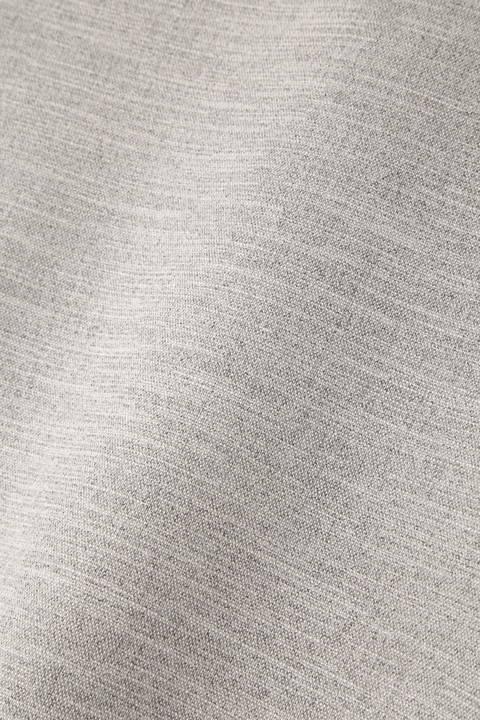 【ドラマ 菊川玲さんが着用】【岩本乃蒼さん着用】[TV着用]麻調サマーセットアップブラウス
