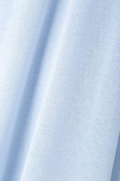 [WEB限定商品] [ウォッシャブル] ガーゼ天竺カーディガン