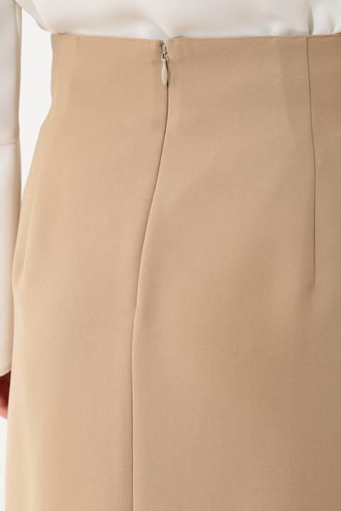 【鈴江奈々さん 島田彩夏さん 夏目三久さん着用】ミリオーネストレッチラップ風スカート