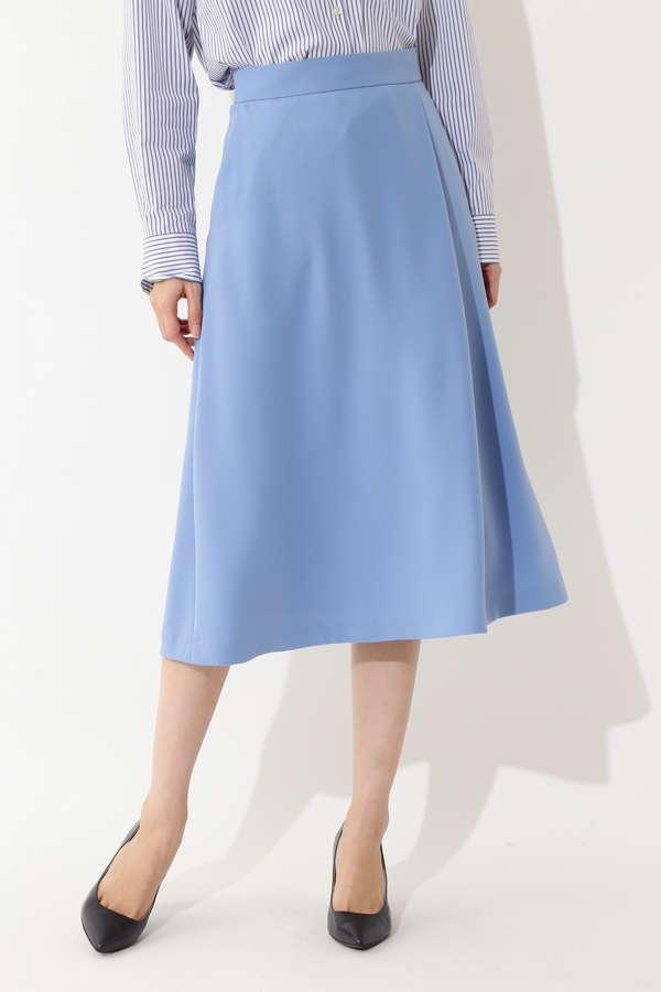 [WEB限定商品]ラップフレアスカート