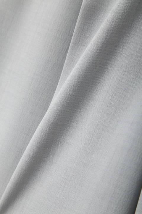 [ウォッシャブル] モックツイストパンツ